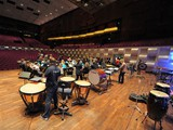 Rehearsals begin in the