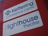 The Lighthouse Theatre, Kettering Conference