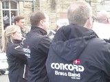Uniform presentation by Concord (Denmark)