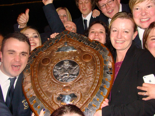 Grand Shield winners