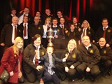 Tredegar, conducted by Ian Porthouse retain the Welsh Open Entertainment Championship for a fourth successive year