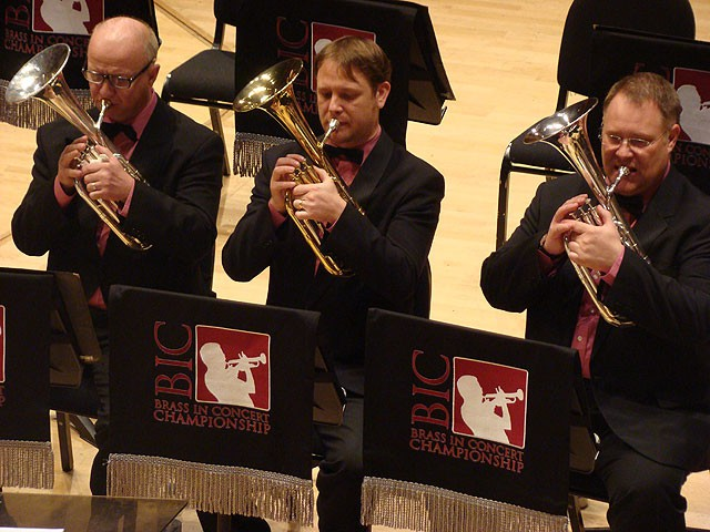 Grimethorpe horns