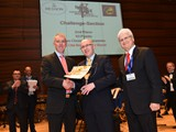 Runners-Up: 1st Old Boys Association Silver Band: (Stephen Cairns)