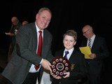 Third Section: Youngest Player - Lostock Hall