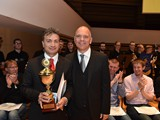 Challenge Section: Best Soloist: Giuliano Someralder (cornet): - Italian Brass Band