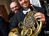 Brassband Family from Frosinone conducted by Giuseppe Ferrante