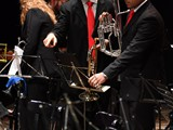 Italian Brass Band from Rome directed by Filippo Cagiamila