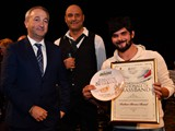 Inaugural Italian National Brass Band Champions-Italian Brass Band from Rome directed by Filippo Cagiamila