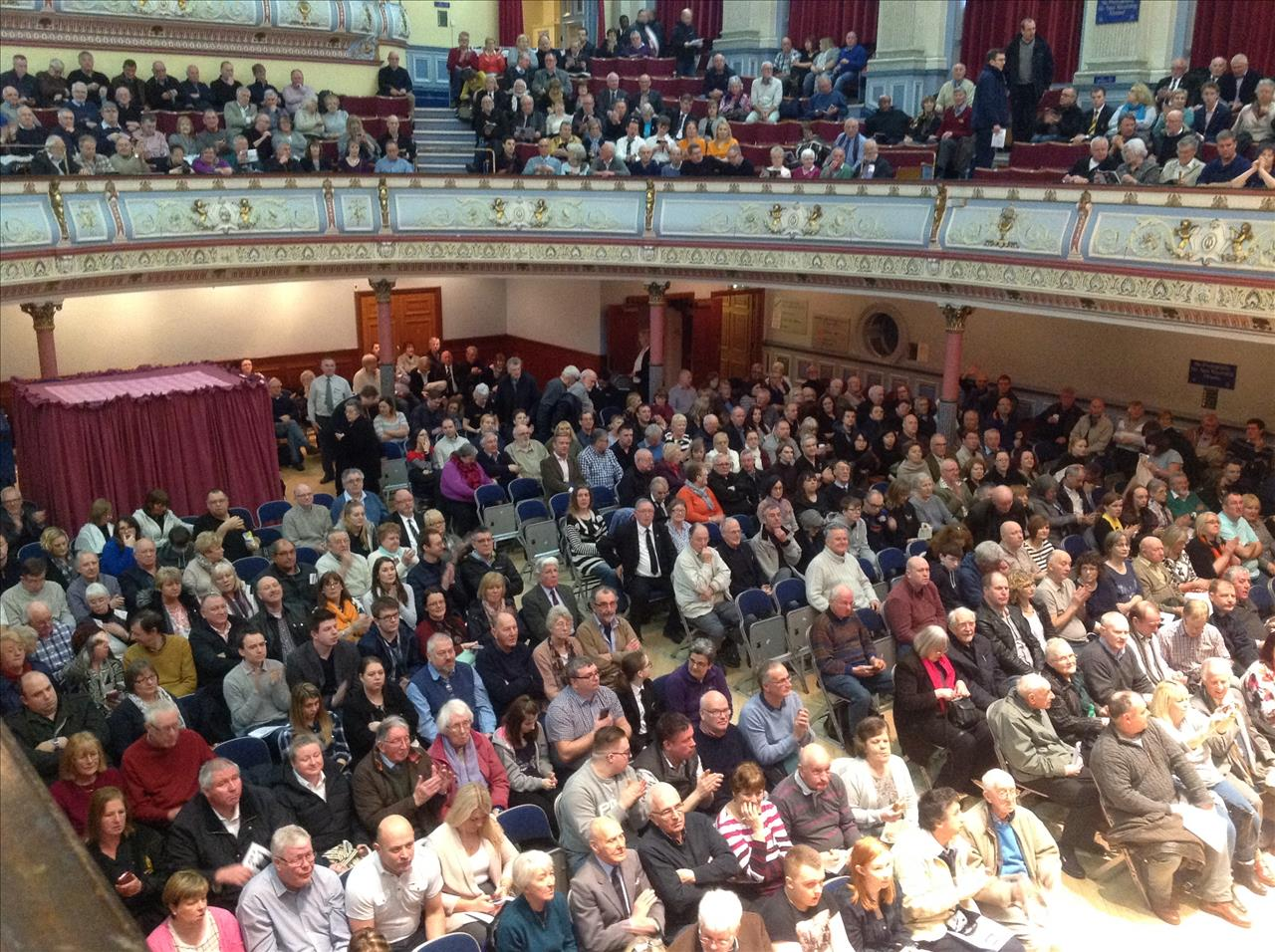 Yorkshire audience