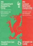 European programme 1986