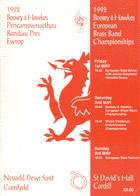 European programme 1992