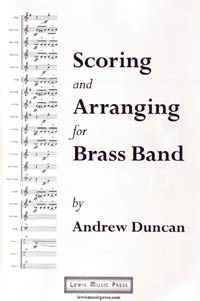 Scoring and Arranging for Brass Band
