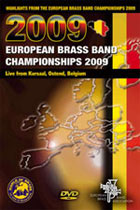 DVD cover: European Championships 2009
