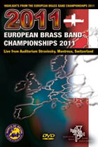 DVD cover: European Championships 2011