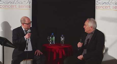 Interview with Bramwell Tovey